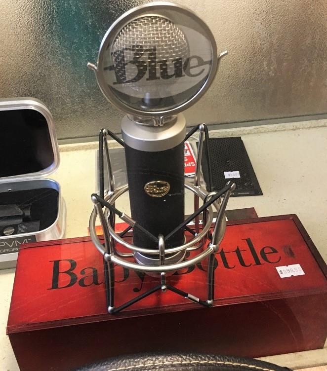 Blue microphone parramore music for Martins yamaha ocala florida