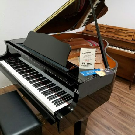 Yamaha 5′ Grand Piano