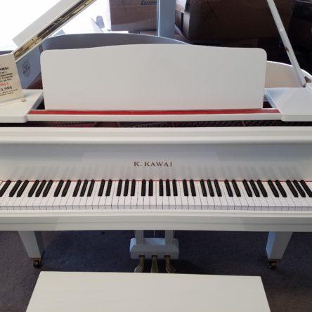 1987 K. Kawai Model GE-1 5'1″ Polished White