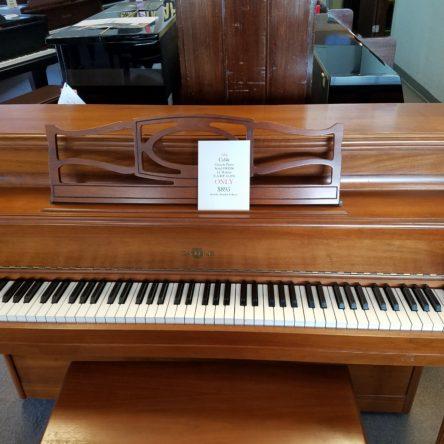 1966 Cable Console Piano