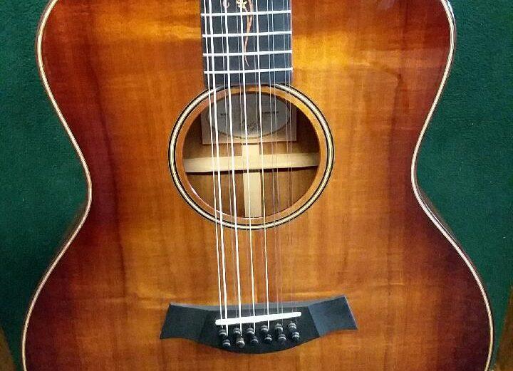 2014 Taylor K66E Grand Symphony12 String