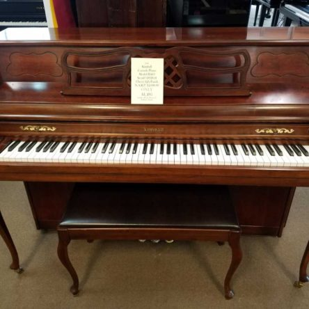 1985 Kimball H463 Console Piano