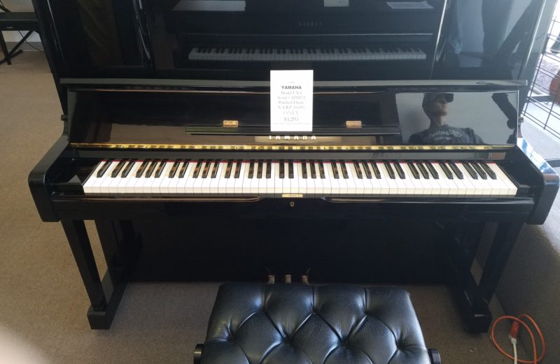 1986 Yamaha UX-1 48″ Professional Upright