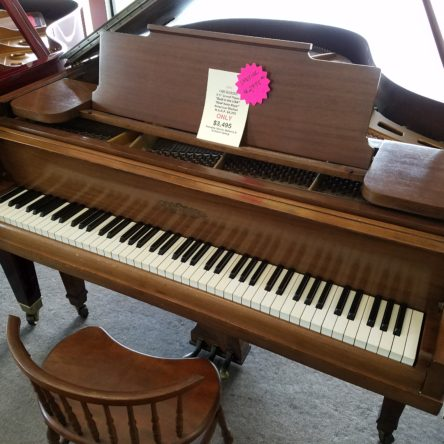 1948 Chickering 5'3 Grand Piano
