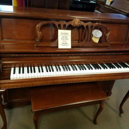 1996 Baldwin Hamilton 45″ Studio Piano