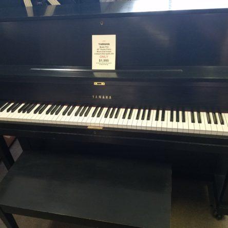 2001 Yamaha P22 45″ Studio Piano