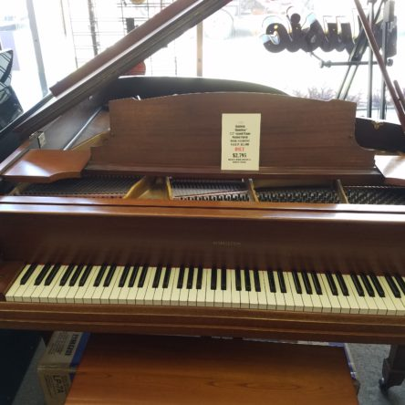 1928 Baldwin Hamilton Grand 5'2 Walnut Finish