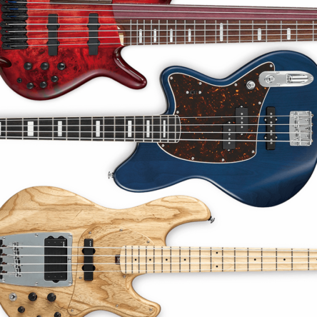 Ibanez Electric Basses
