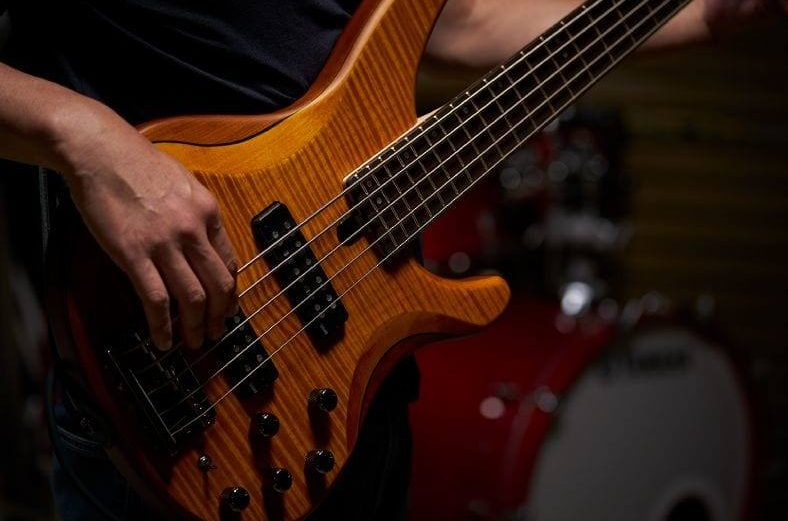 Yamaha Electric Bass