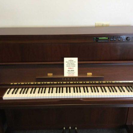 1993 Yamaha HQ100 (U1) Satin Walnut